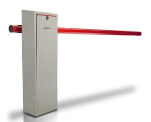 barriera di controllo accessi / a sollevamento / in metallo / per edifici pubblici