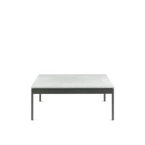 tavolino basso moderno / in acciaio inossidabile / in HPL / in pietra