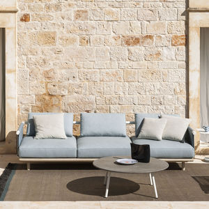 divano da giardino / modulare / moderno / indoor