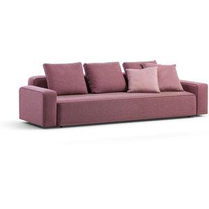 divano modulare / moderno / da esterno / in tessuto