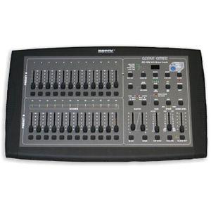 mixer luci DMX 24 canali