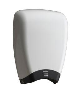 asciugamani elettrico automatico / da parete / alluminio / epossidico