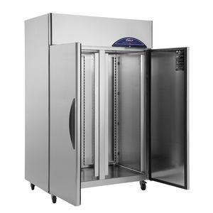 frigorifero professionale / ad armadio / in acciaio inox