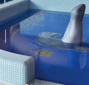 mosaici per piscine / da pavimento / da parete / in vetro