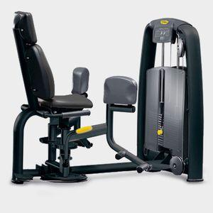 attrezzo per bodybuilding abduzione delle gambe