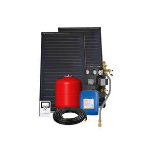 kit solare termico / per tetto