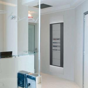 quadro elettrico da incasso / professionale / per uso residenziale / vuoto