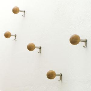 appendiabiti da parete moderno
