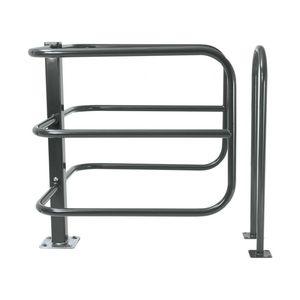 barriera di controllo accessi / a bilico / in acciaio galvanizzato / per spazio pubblico