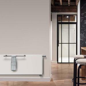 Design Pannello Radiatore Piatto RADIATORI badheizkörper mittelanschluß muro riscaldamento