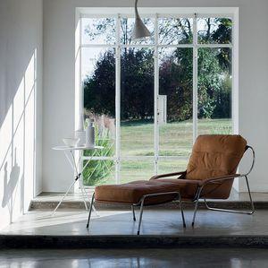 chaise longue moderna