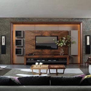 parete attrezzata TV classico