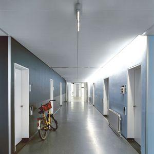 struttura per soffitto acciaio