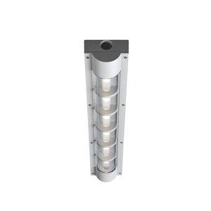 luce LED / rettangolare / da esterno / in alluminio