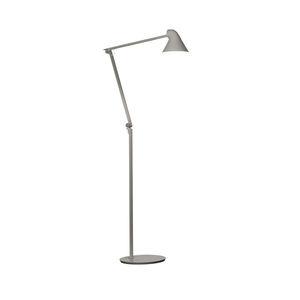 lampada da terra / moderna / in alluminio / in acciaio