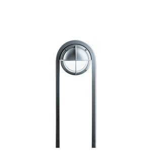 lampioncino moderno / in alluminio / in policarbonato / LED