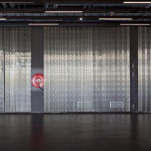 maglia metallica per interni / per parete / per facciate / per muro