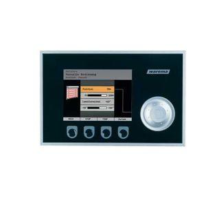 tastiera di controllo per controllo accessi / per sistema domotico / per lampadario / per impianti di riscaldamento