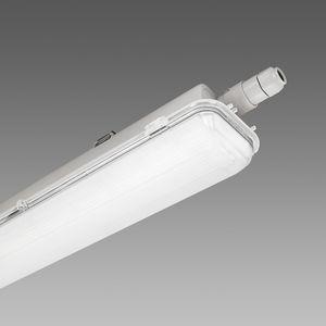 luce LED / lineare / in metallo / a tenuta stagna