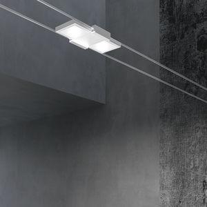 illuminazione su cavi LED