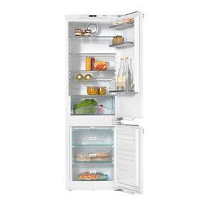 frigorifero combinato con congelatore basso