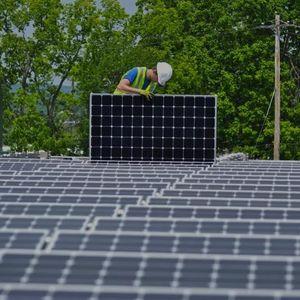 kit solare per centrale fotovoltaica