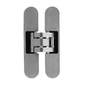 cerniera per porta / in Zamak / in termoplastica / invisibile