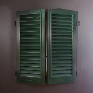 persiane battenti / avvolgibili / in legno / in alluminio