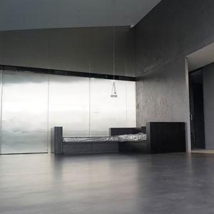 intonaco decorativo / per muro / da pavimento / polimerico