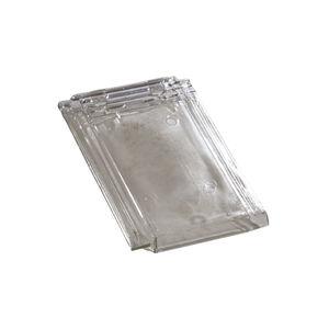 tegola marsigliese / in vetro / trasparente