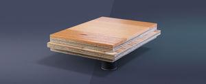 pavimentazione sportiva in legno