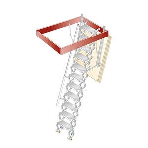 scala a pioli in alluminio