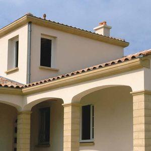 cornicione per tetto