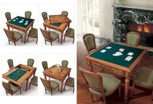 tavolo da poker in stile