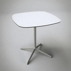 tavolo da bistrot moderno / in HPL / in melamminico / in Fenix NTM