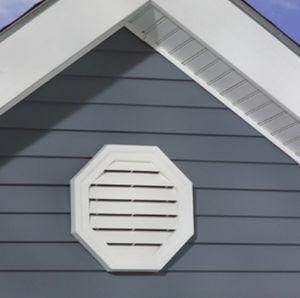 griglia di ventilazione in vinile / rettangolare / quadrata / rotonda