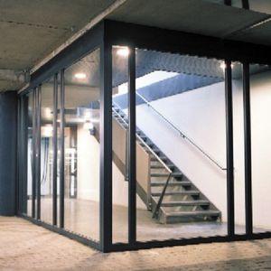 pannello da costruzione in vetro