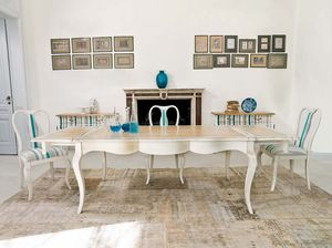 tavolo in stile