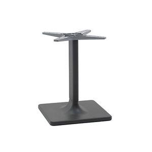 piede da tavolo in alluminio estruso