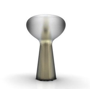 colonna luminosa design originale / in polietilene / LED / da interno