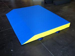materassino di caduta per ginnastica