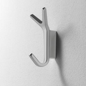 appendiabiti da parete moderno / in alluminio / individuale / professionale