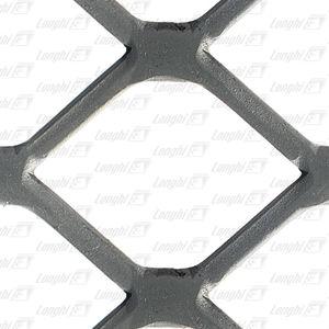 lamiera stirata / in acciaio / in alluminio / in rame
