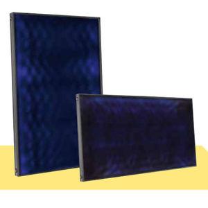 pannello termico piano / per scaldare l'acqua / montaggio verticale / per montaggio orizzontale