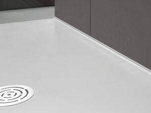 profilo di finitura in alluminio