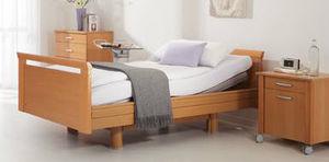 letto ospedaliero / moderno / in legno