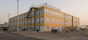 edificio prefabbricato