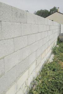 blocco di calcestruzzo di granulare leggero