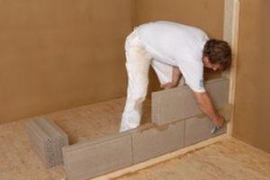 blocco in argilla 100% riciclabile