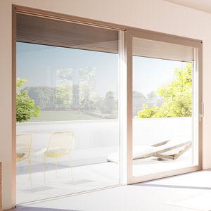 zanzariera avvolgibile / per finestra